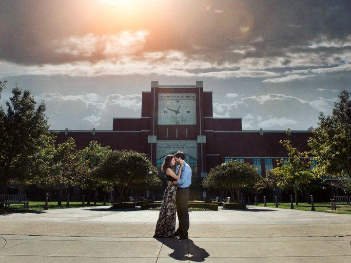 Tmx 1502845896625 Lindseyzach Oklahoma City wedding photography