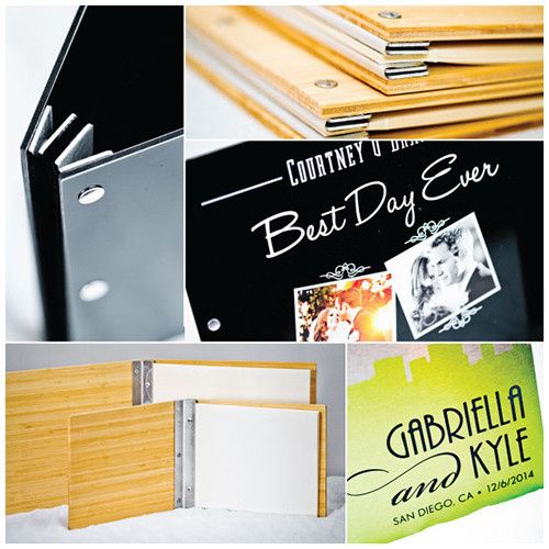 customized scrapbooks