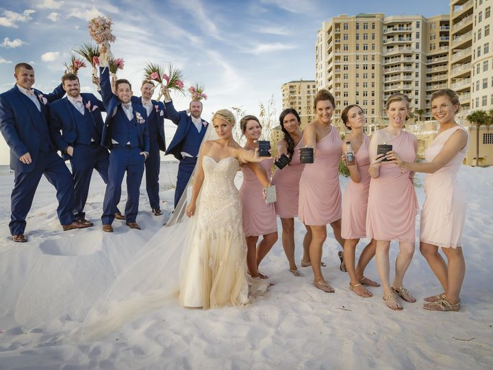 Tmx 1491534502775 Clearwater Beach Photographers 2 Brandon, FL wedding videography