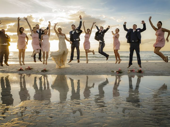 Tmx 1491534528358 Photographers Clearwater Beach 2 Brandon, FL wedding videography