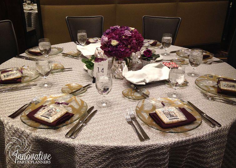 Table Setting, Four Seasons Baltimore