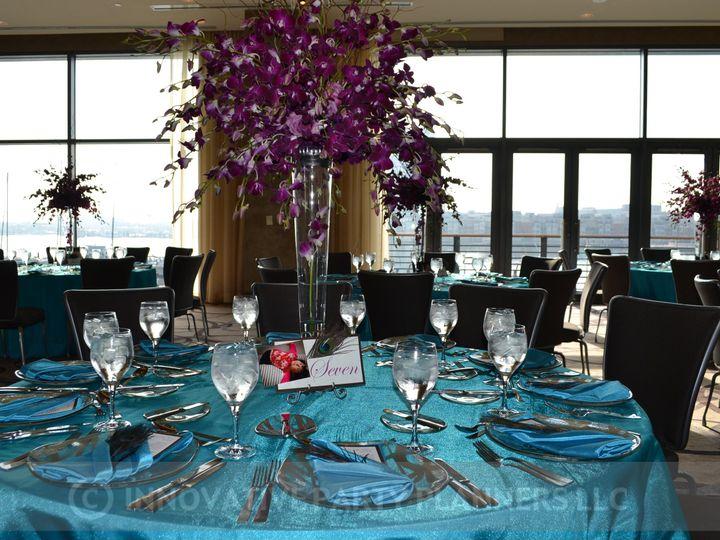 Tmx 1386528038479 Cobaltroomfourseasonsorchid Owings Mills, MD wedding eventproduction