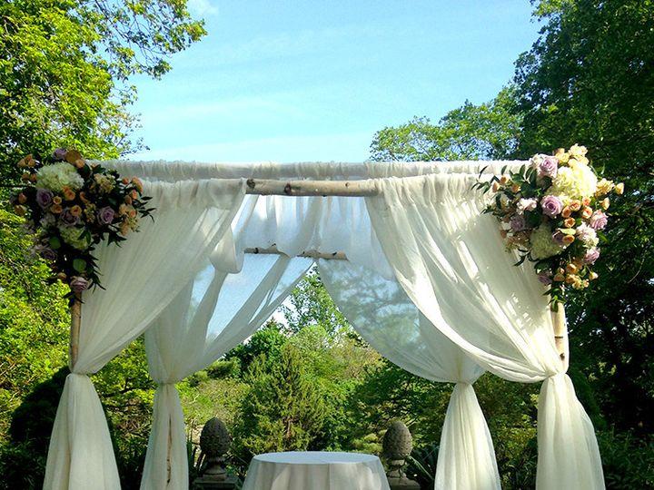 Tmx 1448993230550 Barrbirch Chuppaoutdoors Owings Mills, MD wedding eventproduction