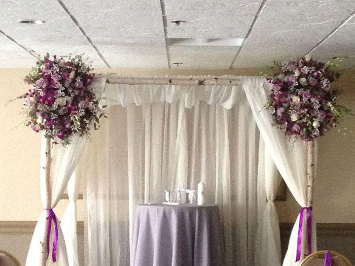 Tmx 1528314344 94d3a4ff13bc720c 1528314343 E323c96375818251 1528314341273 1 Birch Chuppa By IP Owings Mills, MD wedding eventproduction