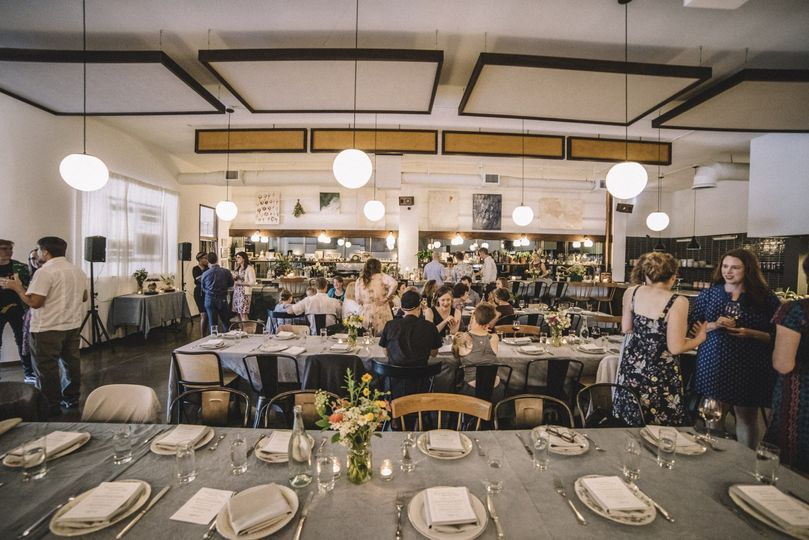 We love to throw parties! It was our honor to host Lindsay and Joey's rehearsal dinnerPhoto: Sam...