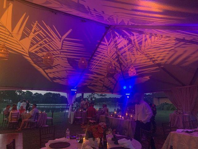 Tiki Wedding
