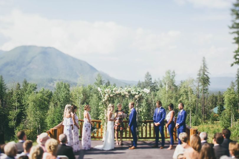 Glacier Raft Company Weddings