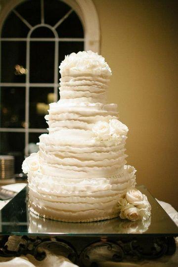 Celestial Cakes Wedding Cake Birmingham AL WeddingWire