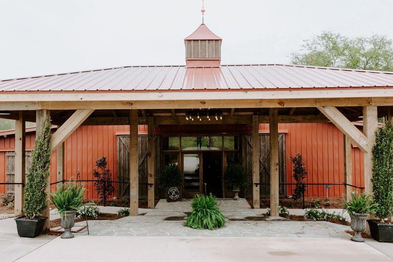 Entry to the Magnolia Ballroom