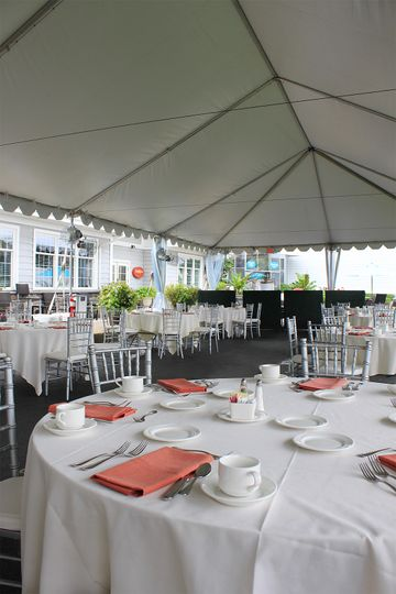 Outside Event Space