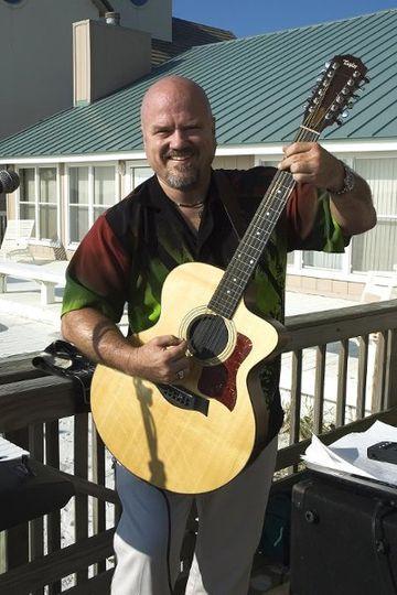 Charlie Roberts - Beach Wedding Ceremony Guitarist