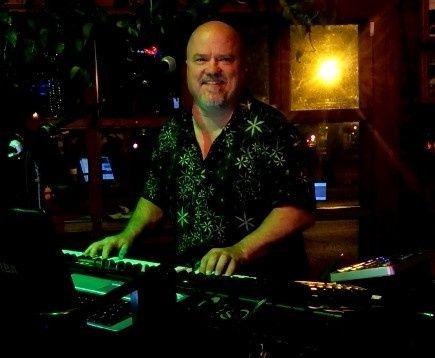 Keyboard man