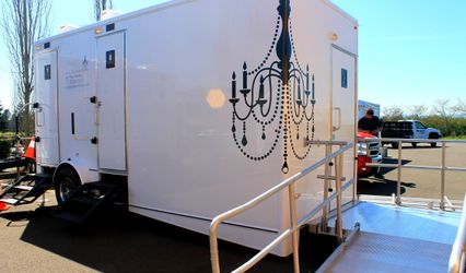 Luxury Restroom Trailers by Privy Chambers
