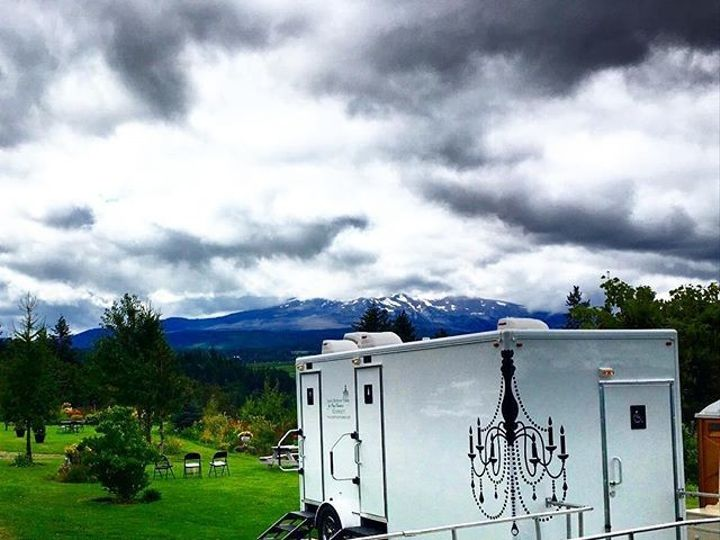 Tmx 1502992069350 Mt Hood Ada Three Stall Suite Happy Valley wedding rental