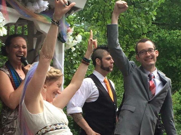 Tmx 1442810730967 Rocket Wedding Charlottesville, Virginia wedding officiant