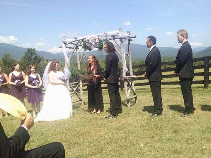 Tmx 1442810749197 Montfair Wedding 2 Charlottesville, Virginia wedding officiant