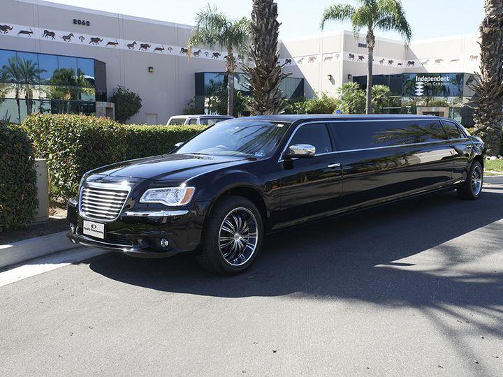Tmx 1441213237197 New Chrysler Ext 2 New Haven, Michigan wedding transportation