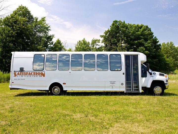 Tmx 1441213955312 Satisfaction062712157 New Haven, Michigan wedding transportation