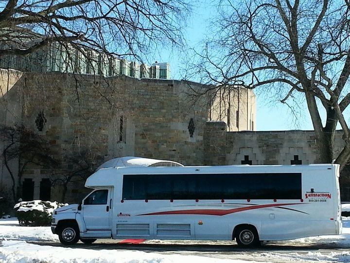 Tmx 1441215235336 C 21 Wedding New Haven, Michigan wedding transportation
