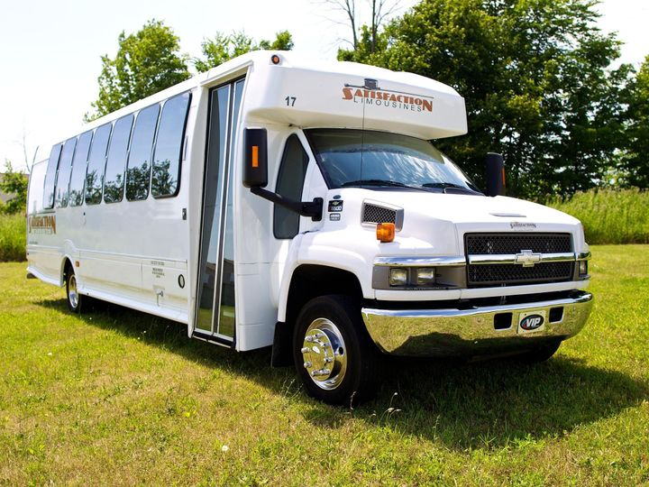 Tmx 1441215426416 Satisfaction062712156 New Haven, Michigan wedding transportation