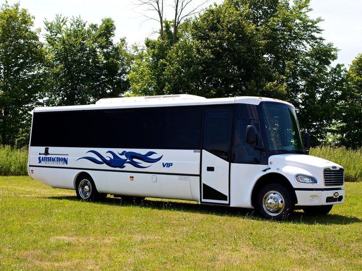 Tmx 1441215666110 Satisfaction062712163 New Haven, Michigan wedding transportation