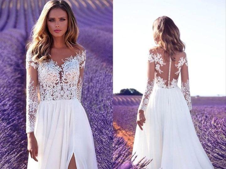 Tmx D2909 51 476920 Winter Garden wedding dress