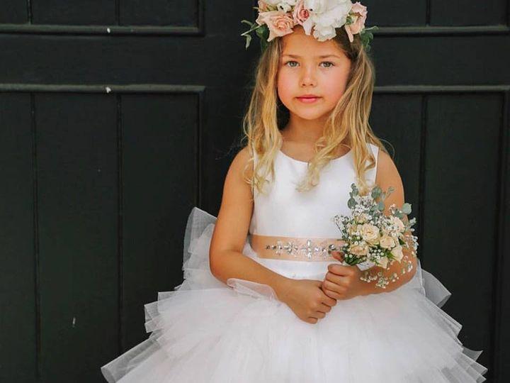 Tmx Flowergirl 51 476920 Winter Garden wedding dress