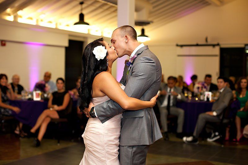 Sealed with a Kiss First Dance!