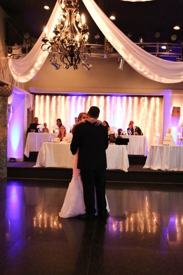 Elegant First Dance together as Husband & Wife!