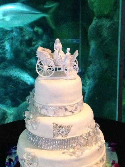 Coreys Bakery Catering Wedding Cake Palm Harbor FL WeddingWire