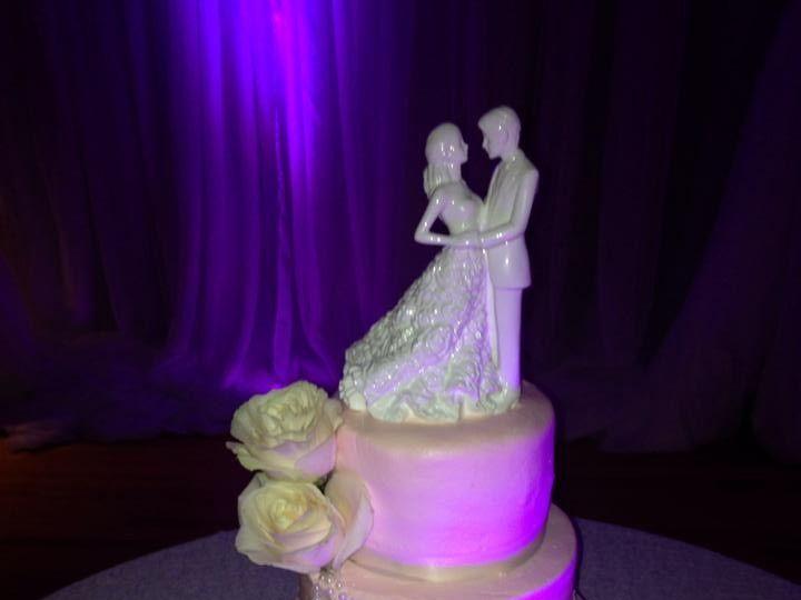 Tmx 1424188720855 Wedding Cake 1 Palm Harbor, Florida wedding cake