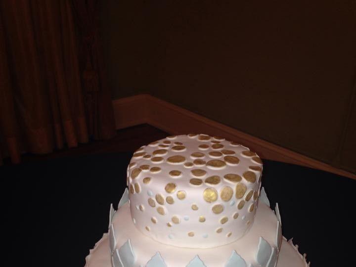 Tmx 1424188738052 Wedding Cake 6 Palm Harbor, Florida wedding cake