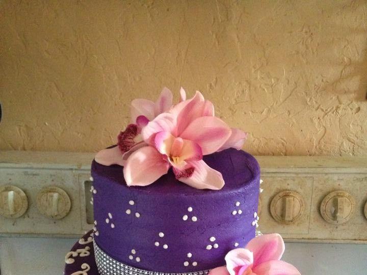 Tmx 1424188741975 Wedding Cake 7 Palm Harbor, Florida wedding cake