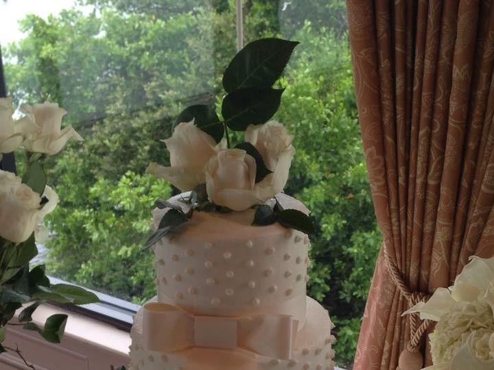 Tmx 1424188750274 Wedding Cake 9 Palm Harbor, Florida wedding cake