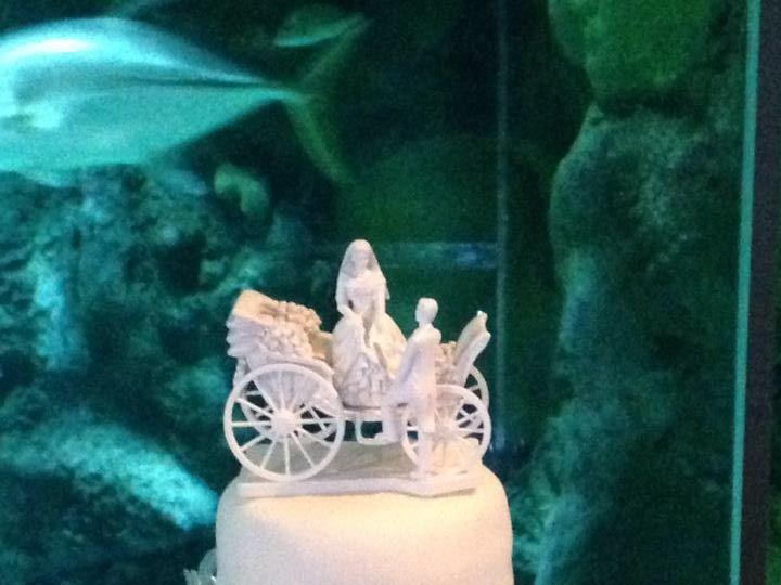 Tmx 1424188755392 Wedding Cake 11 Palm Harbor, Florida wedding cake