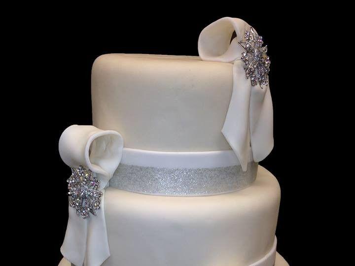Tmx 1424188764398 Wedding Cake 14 Palm Harbor, Florida wedding cake