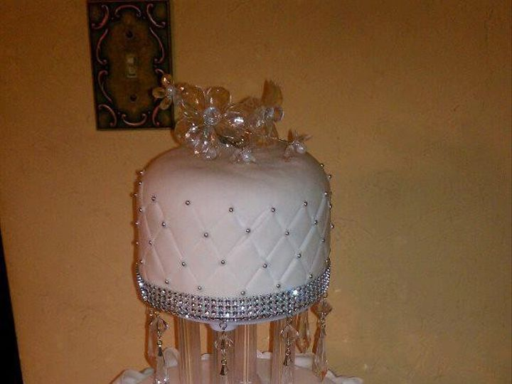 Tmx 1424188773694 Wedding Cake 17 Palm Harbor, Florida wedding cake