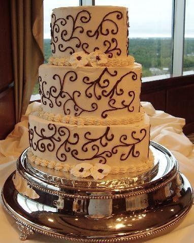 Tmx 1424188781825 Wedding Cake 20 Palm Harbor, Florida wedding cake