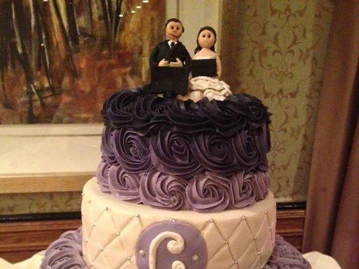 Tmx 1436101423165 1376396101517259817767481264204140n Palm Harbor, Florida wedding cake