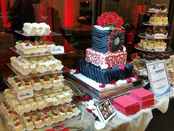 Tmx 1436101427607 1607037102035173343899926052772602820312892n Palm Harbor, Florida wedding cake