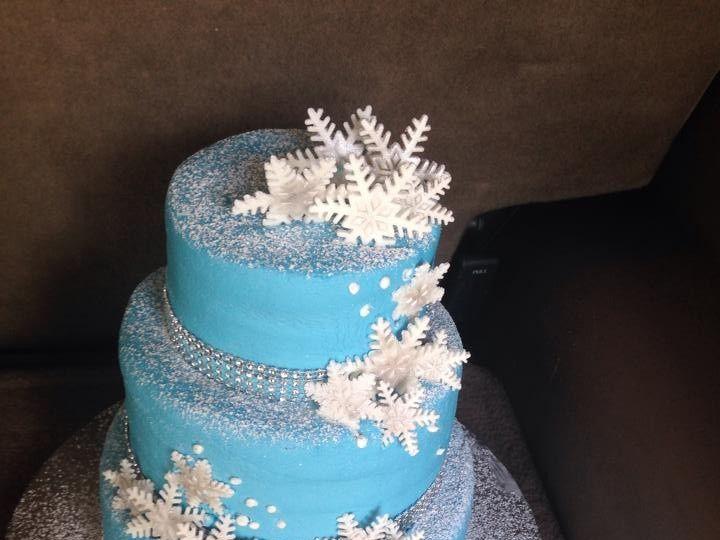 Tmx 1436101432907 10177367101528142046467488099597801999666114n Palm Harbor, Florida wedding cake