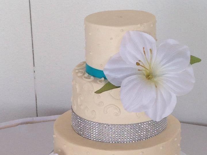 Tmx 1436101443919 10398672101522214291567487693504437748402533n Palm Harbor, Florida wedding cake