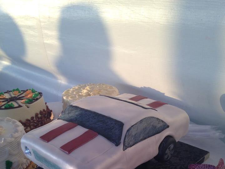 Tmx 1436101448444 10422531101529896678017481060073840263326170n Palm Harbor, Florida wedding cake
