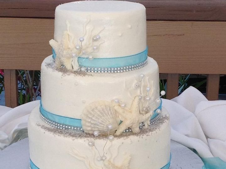 Tmx 1436101473537 11012991102068167702482986875480232626199974n Palm Harbor, Florida wedding cake