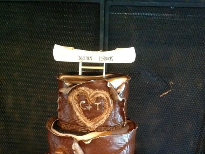 Tmx 1436101486089 11056604102069130025340459156310621270132012n Palm Harbor, Florida wedding cake