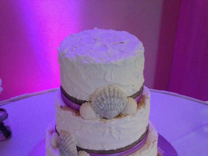 Tmx 1436101502645 1117502910152975552846748133219447898585714n Palm Harbor, Florida wedding cake