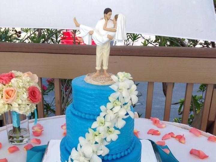 Tmx 1436101511191 11207376102068164670007172232012982534786633n Palm Harbor, Florida wedding cake