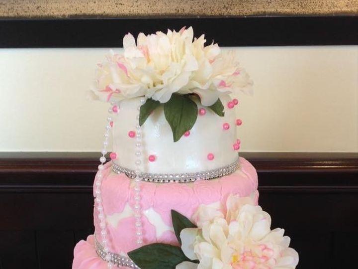 Tmx 1436101515070 114123928515341749219154931697055566350397n Palm Harbor, Florida wedding cake