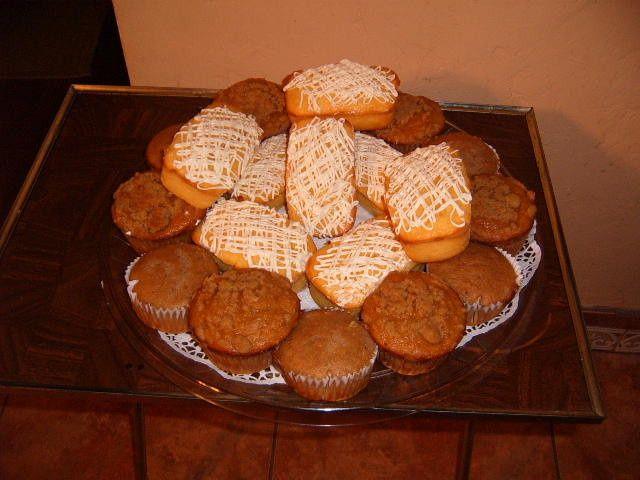 Tmx 1436101524738 Brunch Pastries Palm Harbor, Florida wedding cake