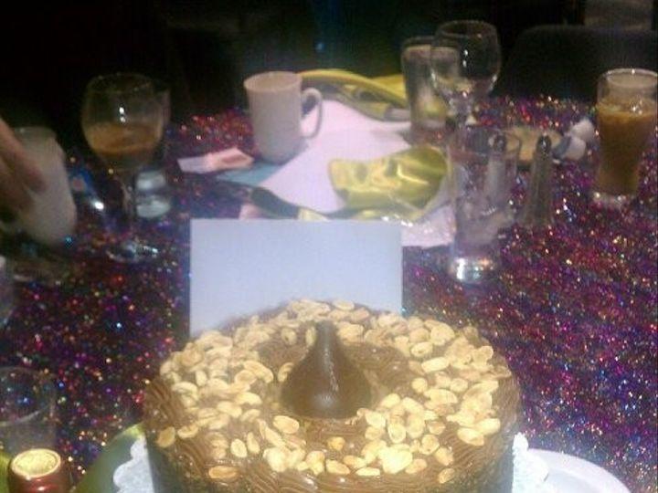 Tmx 1436101530070 Dorelles Chocolate Peanut Butter Birthday Pie Palm Harbor, Florida wedding cake